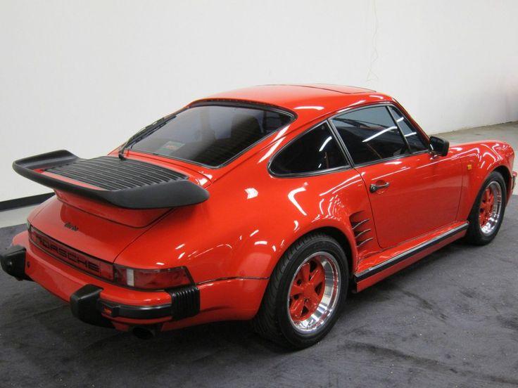 1986 Porsche 911 (930) Turbo