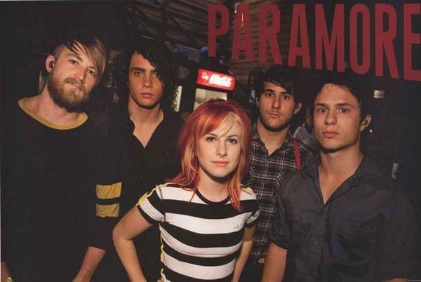 Paramore Band Poster 24x36 – BananaRoad