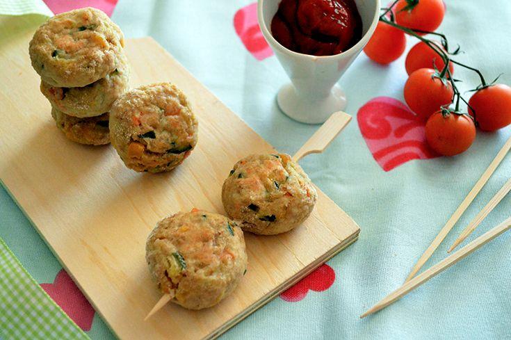 Le polpette vegetariane sono ottime per grandi e piccini. Provatele fritte o al forno, per una versione più leggera.Sul sito tante altre ricette di polpette