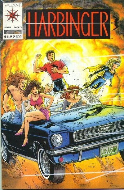 How much is Harbinger #1 worth? Find the graded and raw value of this comic book in our online comics price guide.