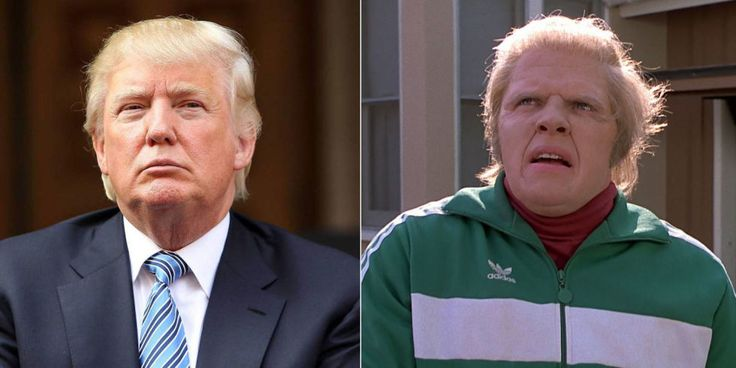 Biff in Back to the Future II Was Based on Donald Trump, Writer Says