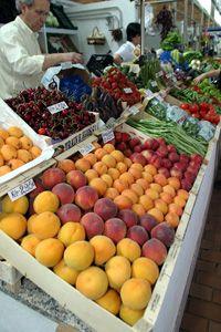 Mercados A Coruña