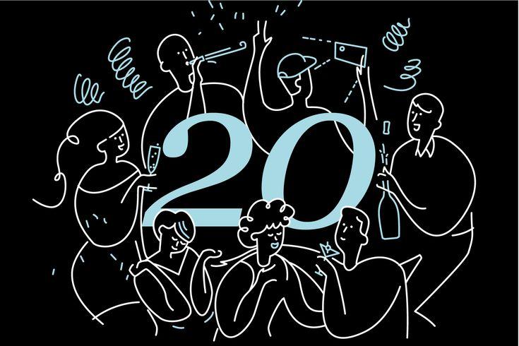 Eigentlich wollten wir ja einfach Danke sagen und 20 Jahre Kundenfokus mit Ihnen zelebrieren, doch wir sind wie immer etwas weiter gegangen und haben einen Blick in die Zukunft gewagt.