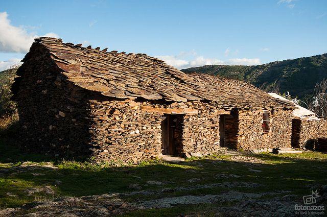 Fotos de El pueblo abandonado de La Vereda en Guadalajara