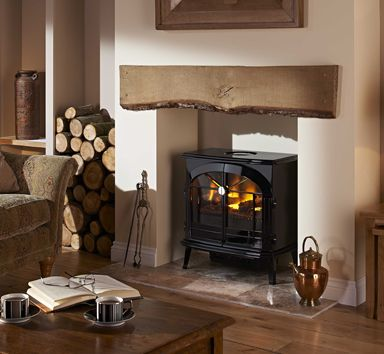 No matter what your taste when it comes to interior design, there is nothing that warms the body and soul more than snuggling up in front a fire on a cold winter's day. Let's take a look at some of today's fireplace options - from the traditional to the architectural.