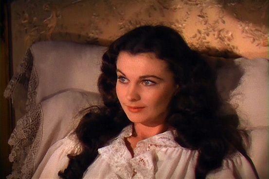 ヴィヴィアン・リー 風と共に去りぬ スカーレットのイメージ