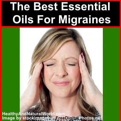 The Best Essential Oils For Migraines #aromabotanical
