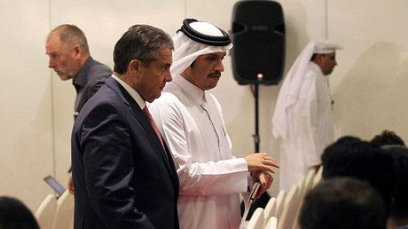 """Qatar 'open' to German intel in effort to clear up Arab states' accusations https://tmbw.news/qatar-open-to-german-intel-in-effort-to-clear-up-arab-states-accusations  Qatar has promised to provide almost unlimited access to Germany's secret services, which will help Doha to clear up accusations of terrorist support by its Arab neighbors, the German foreign minister said.Read more""""Yesterday, we arranged that the Qataris would meet our secret services… open all the books and show them when we…"""