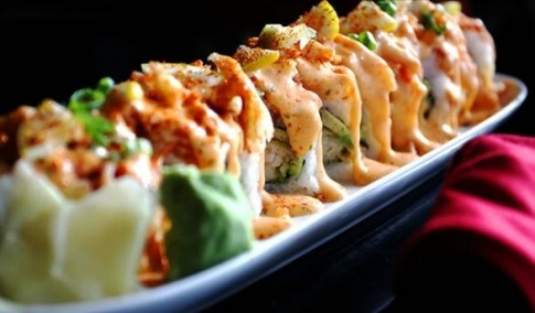 Saii Asian Bistro and Sushi Bar in Oklahoma City offers upscale ambiance and delicious sushi.