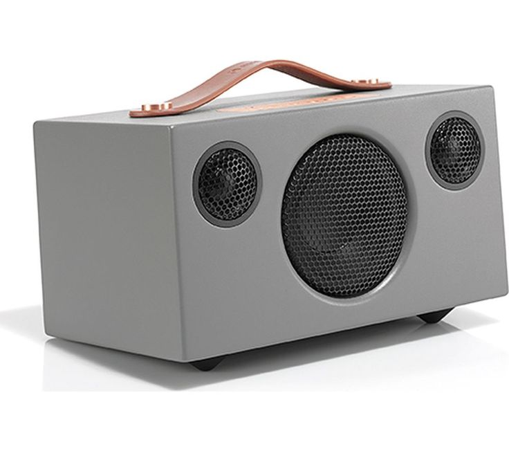 Buy AUDIO PRO Addon T3 Portable Bluetooth Wireless Speaker - Grey, Grey Price: £199.99 Top features: - Listen wirelessly from any of your Bluetooth-enabled devices - Rechargeable battery for up to 30 hours of listening time - Loud volume with 25 watts of listening power - Incredible sound quality you can feel with a class D amplifier - Charge your smartphone via USB port Listen wirelesslyThe...