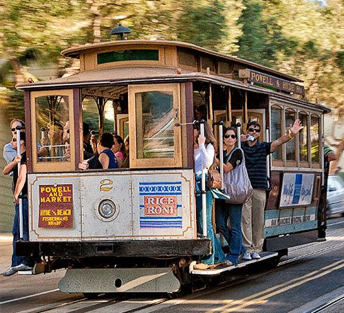 San Francisco Cable Cars - Guide to San Francisco Cable Cars