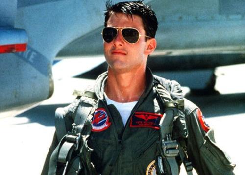 top gun tom crusie #aviators