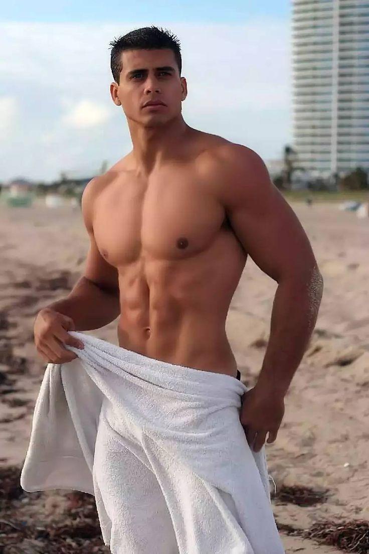 Pin on Sexy Men - Towel