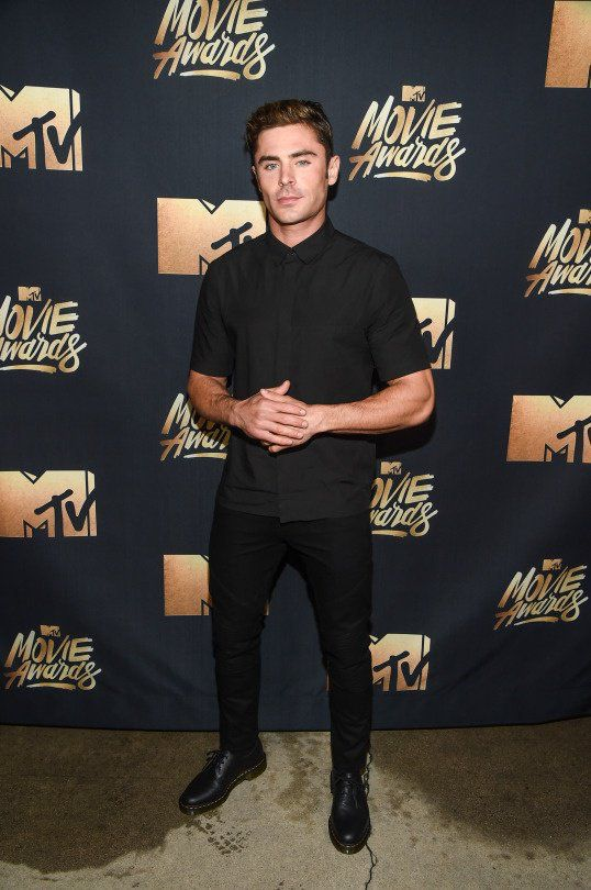 Zac Efron MTV Movie Awards 2016.