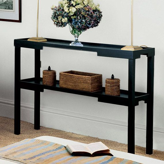 extra long narrow console table uk skinny diy image result