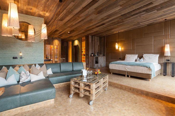 Camere e Suite Hotel in Alta Badia in Alto Adige - Natura Loft Suite