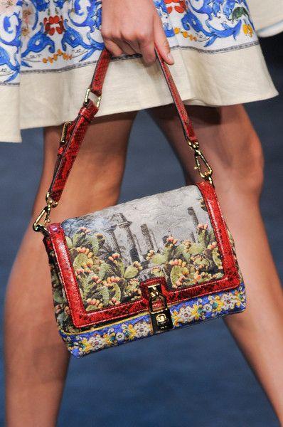 Dolce & Gabbana Milan Spring 2014 #MFW #MilanFashionWeek2014