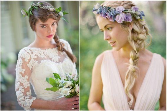Wianki ślubne, wianki z kwiatów, kwiaty we włosach, upięcia ślubne z kwiatami, stroiki ślubne z kwiatami, kwiaty do ślubu, ślub w stylu Vintage, wianek do włosów, wianki z gipsówki, wianki z piwonii, wianki z rumianku, wianki z lawendy, ślub na wiosnę, letni ślub, blog śluby