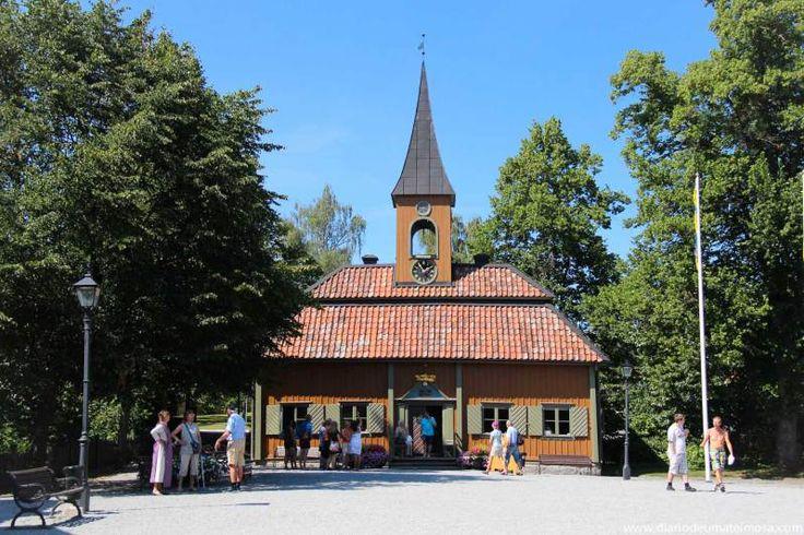 SIGTUNA: é a cidade mais antiga da Suécia. Ela foi fundada em 980 no que era então as margens do Lago Mälaren e continua firme e forte até os dias de hoje.