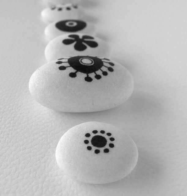 bicocacolors: piedras pintadas