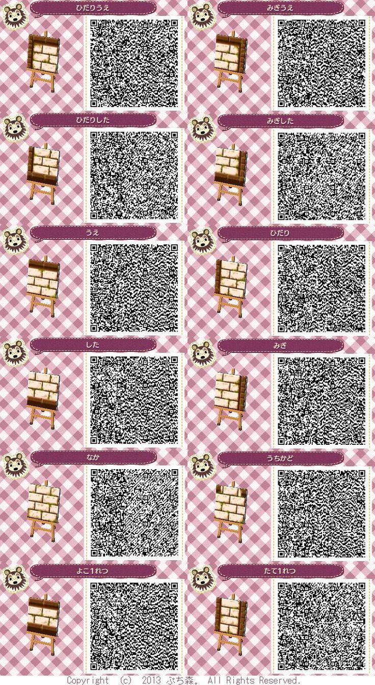 Animal Crossing New Leaf Amp Hhd Qr Code Paths Credit