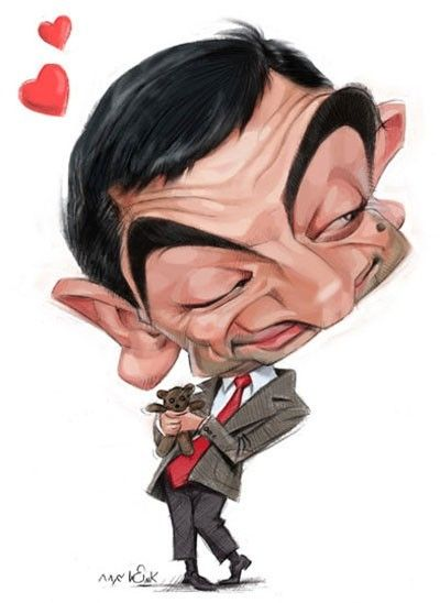 Mr. Bean by germex73