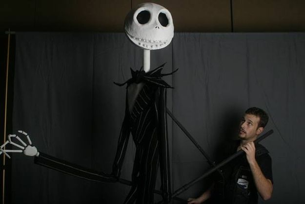 Jack Skellington by Ian Hales | Community Post: Top 10 Hottest Halloween Costumes For 2013