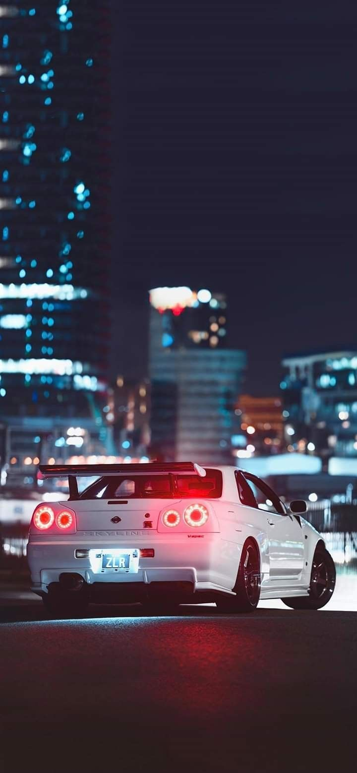 Jdm Wallpaper Dream Cars Skyline Gtr R34