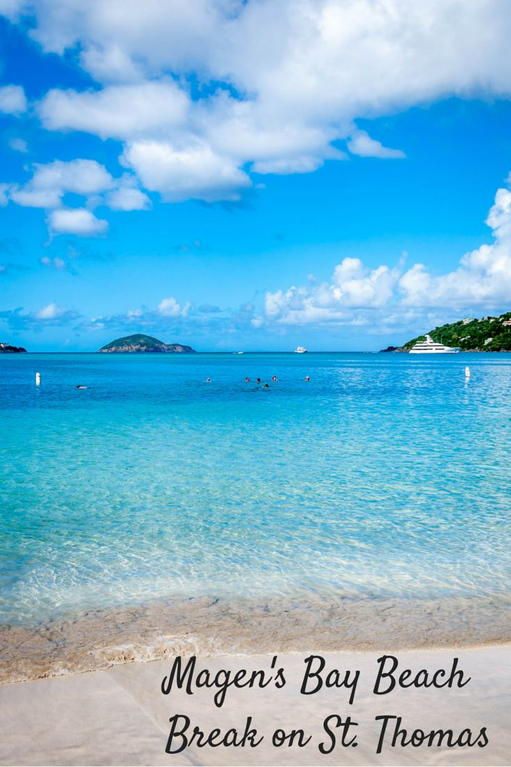 All you need to know about visiting Magen's Bay Beach on St. Thomas in the US Virgin Islands