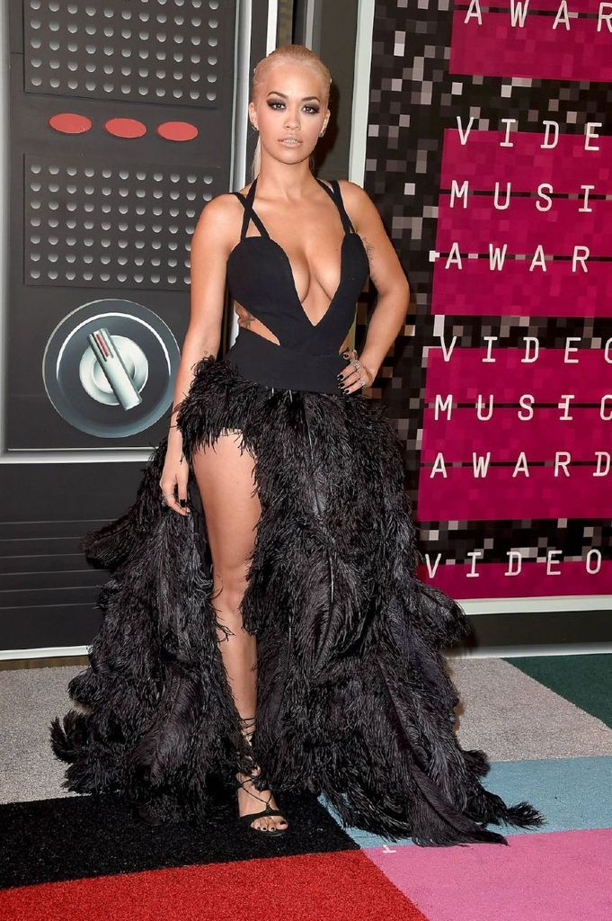 FunFunky.com Rita Ora – 2015 MTV Video Music Awards : Global Celebrtities (F) - Page 2