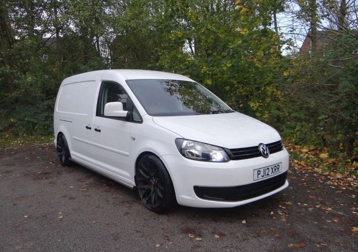 2012 vw caddy maxi 1.6tdi 102ps diesel kw coilovers leather interior sat nav px in Cars, Motorcycles & Vehicles, Commercial Vehicles, Vans/ Pickups | eBay