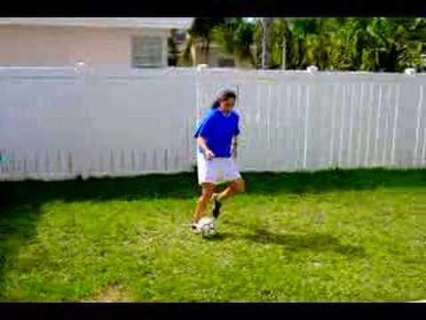 Coach Vicky's soccer training tips