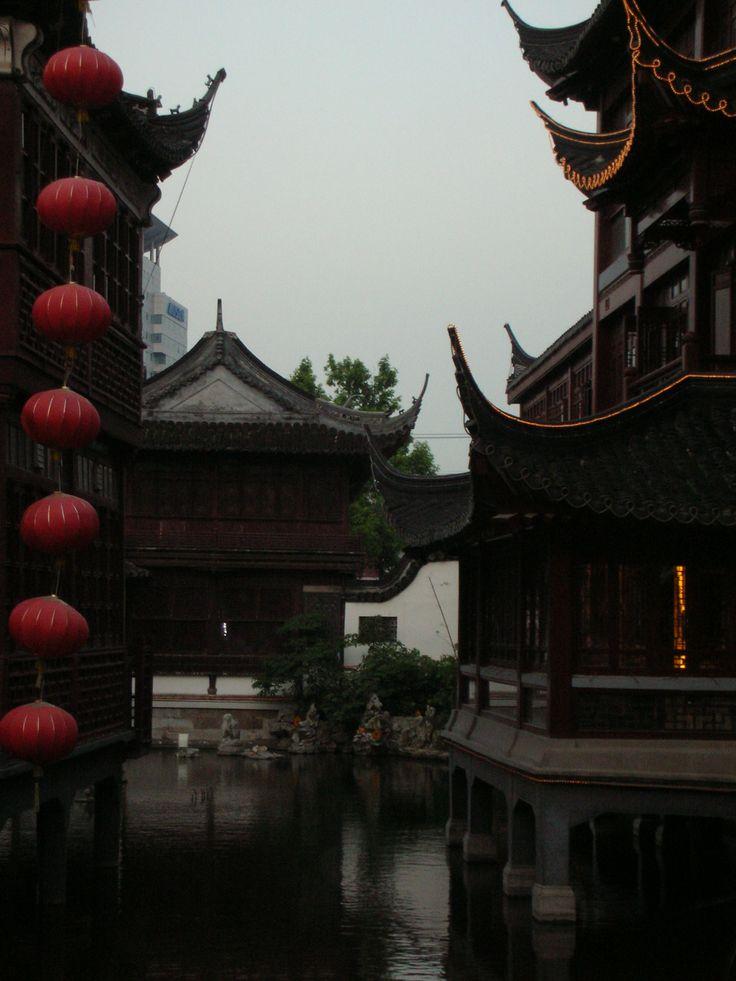 Shanghain vanhakaupunki