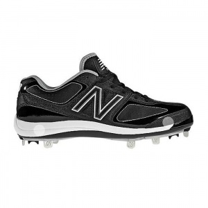 SALE - New Balance 3030 Baseball Cleats Mens Black - Was $74.99. BUY Now - ONLY $49.98