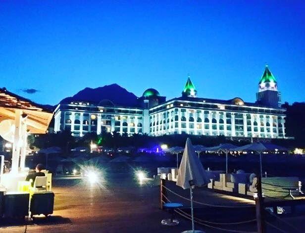 Good night... #AmaraDolceVitaLuxury #LuxuryLifeStyle #Turkey #Antalya #Destinations #Holiday #Travel #Trip #Vacation #Tatil #Seyahat #Beuatifulhotels #Beuatifuldestinations #Tekirova #Luxury