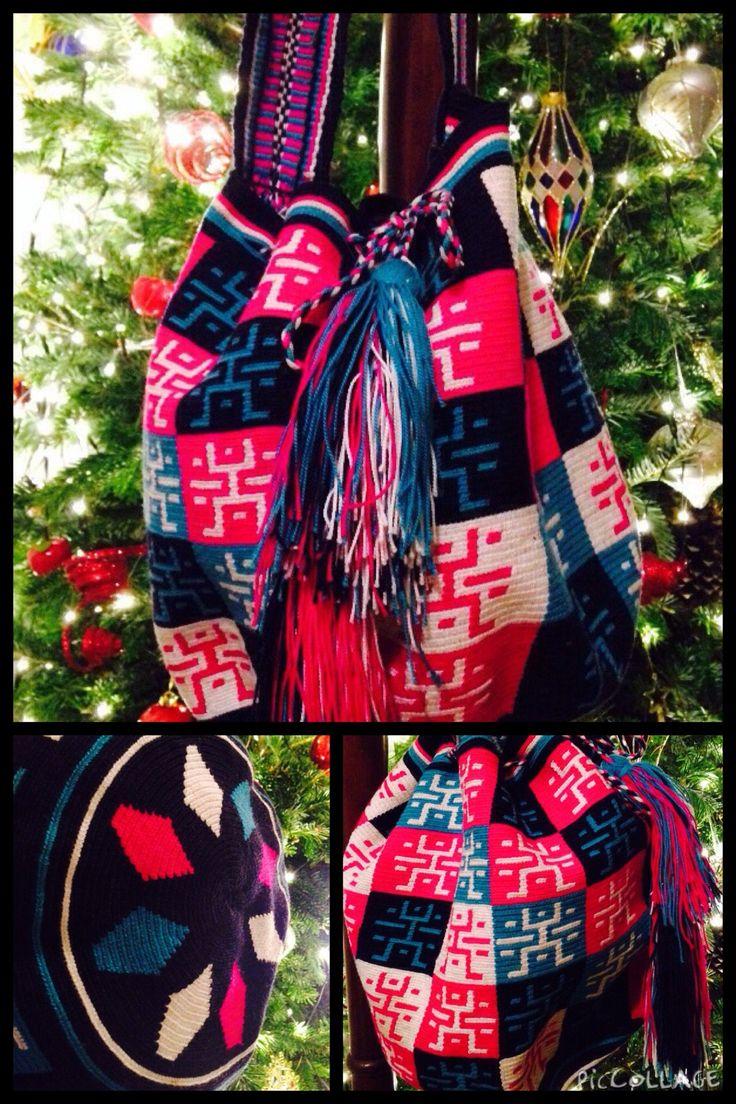 Nuestro diseño Shuliwala (estrella) para estas Navidades/ Our beautiful design Shuliwala (star) for the Holidays. tumawayuu@gmail.com