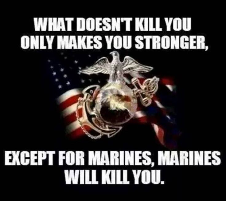 Marine Corps Quotes Awesome 17 Best Images About Military Humour & Quotes On Pinterest  God . Design Decoration