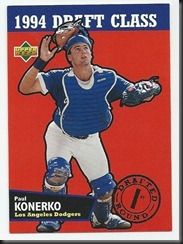 Paul Konerko - 1995 Upper Deck Minors
