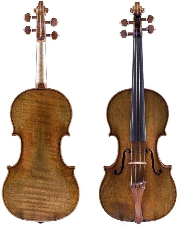 1700 Stradivari Violin 'Ward' from Library of Congress collection