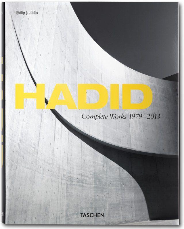 Las obras icónicas de una #arquitecta singular #ZahaHadid.  Publicado por Libros TASCHEN