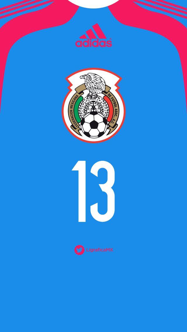 868d4b44470b3 Guillermo Ochoa  iPhone5 Wallpaper Mexico goalkeeper  miseleccionmx ...