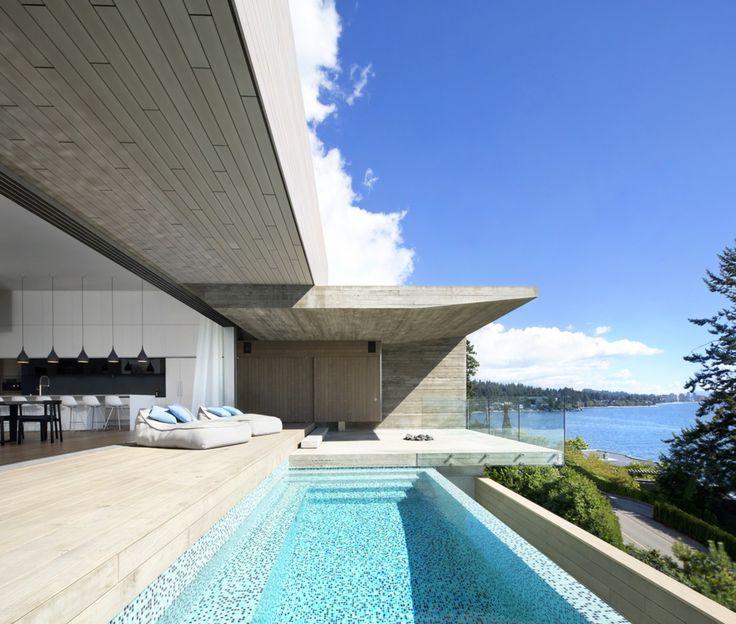 Casa atardecer / Mcleod Bovell Modern Houses