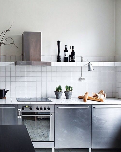 Get this look with a Soho Matte Mosaic White Tile from Mondial