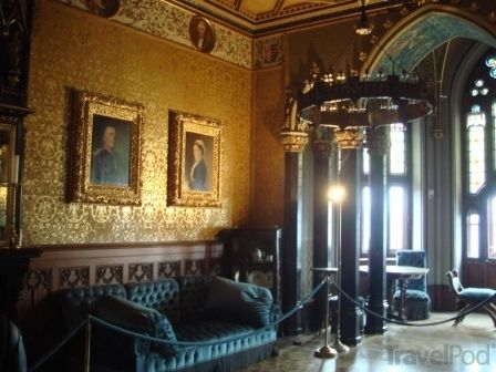 interior of castle green hotel pasadena | 07 Inside Hohenzollern Castle by…