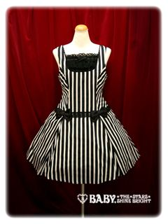 Striped Crown Salopette WHAT A BEAUTIFUL JOB MATCHING THE STRIPES ON THE SKIRT!