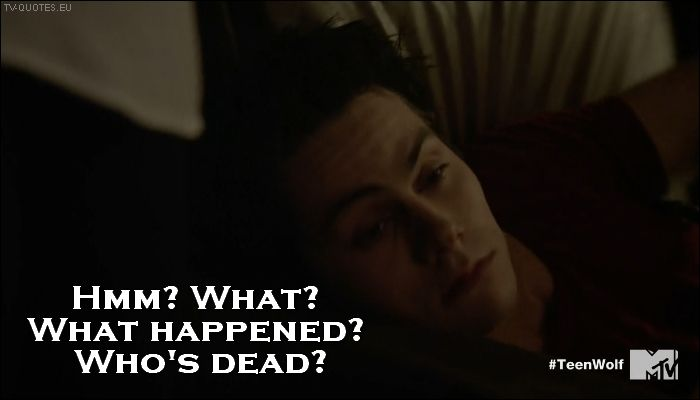 What Had Happened Was Movie Quote: 205 Best Images About Teen Wolf On Pinterest