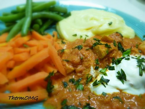 Chicken Paprika — ThermOMG