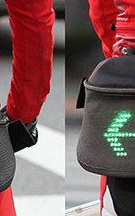 Hey, Cyclists: This LED-Powered Backpack Could Save Your Life | Co.Design | business + design