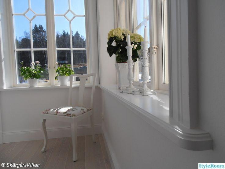 fönsterbänk