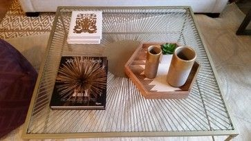 I love gold... fun coffee table accessories. #homeingredients #homestagingvancouver